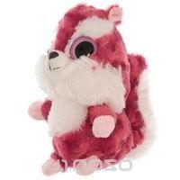 Мягкая игрушка Aurora Красная Белка, 20 см