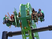 Thrill Rides: Six Flags Magic Mountain, Valencia!