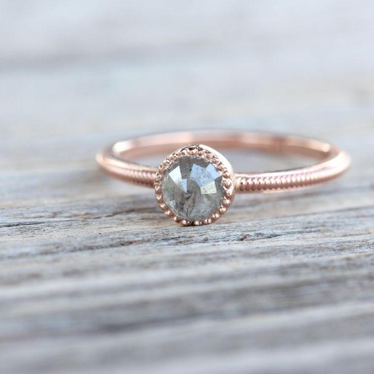 Fresh  Incre bles anillos de promiso minimalistas que son la perfecci n absoluta Son hermosos