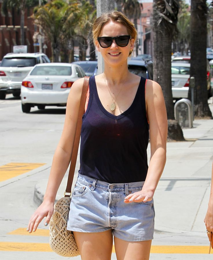 17 Best images about JENNIFER LAWRENCE ASS IN JEANS on Pinterest   Denim shorts, Shorts and Lunches
