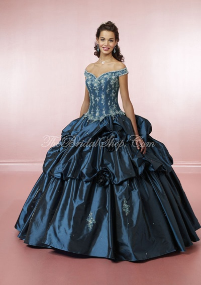 Perfect Disney dress in case my daughter choose princess theme for her Quinceanera