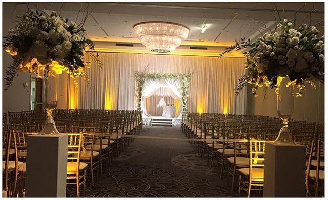 We Are Loving This Gorgeous Ceremony Rentmywedding Amazing Work By Photographer Rhineha Ordering Wedding Flowers Online Wedding Inexpensive Wedding Venues
