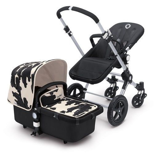 Bugaboo Cameleon3 Stroller - Cars (by Andy Warhol)