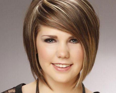 Corte de cabello para mujeres sin cuello
