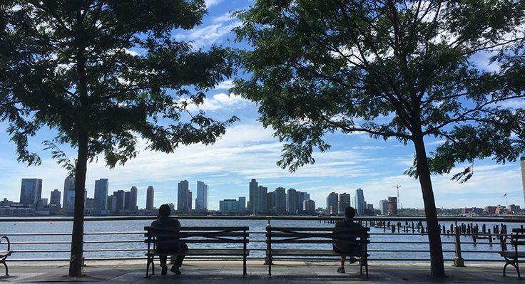 New York: come non si fa ad non amare questa città? Così diversa in ogni…