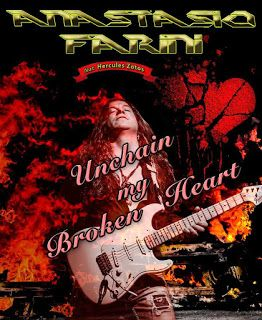 HEAVY PARADISE, THE PARADISE OF MELODIC ROCK!: ANASTASIO FARINI is back in business with a brand ...