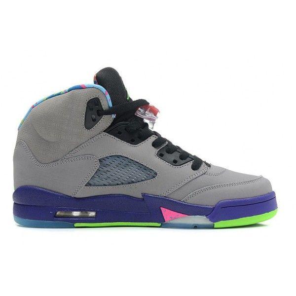 authentic air jordan 5 retro cool grey club pink court purple game royal bel air for mens