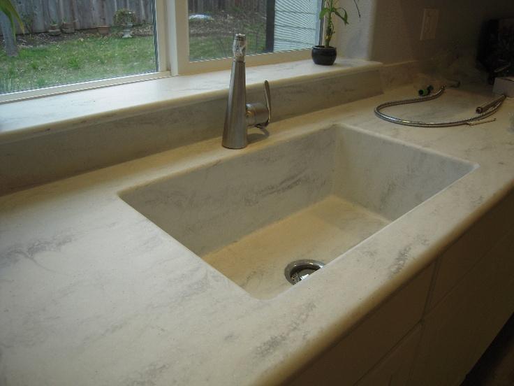 Molded Bathroom Sinks
