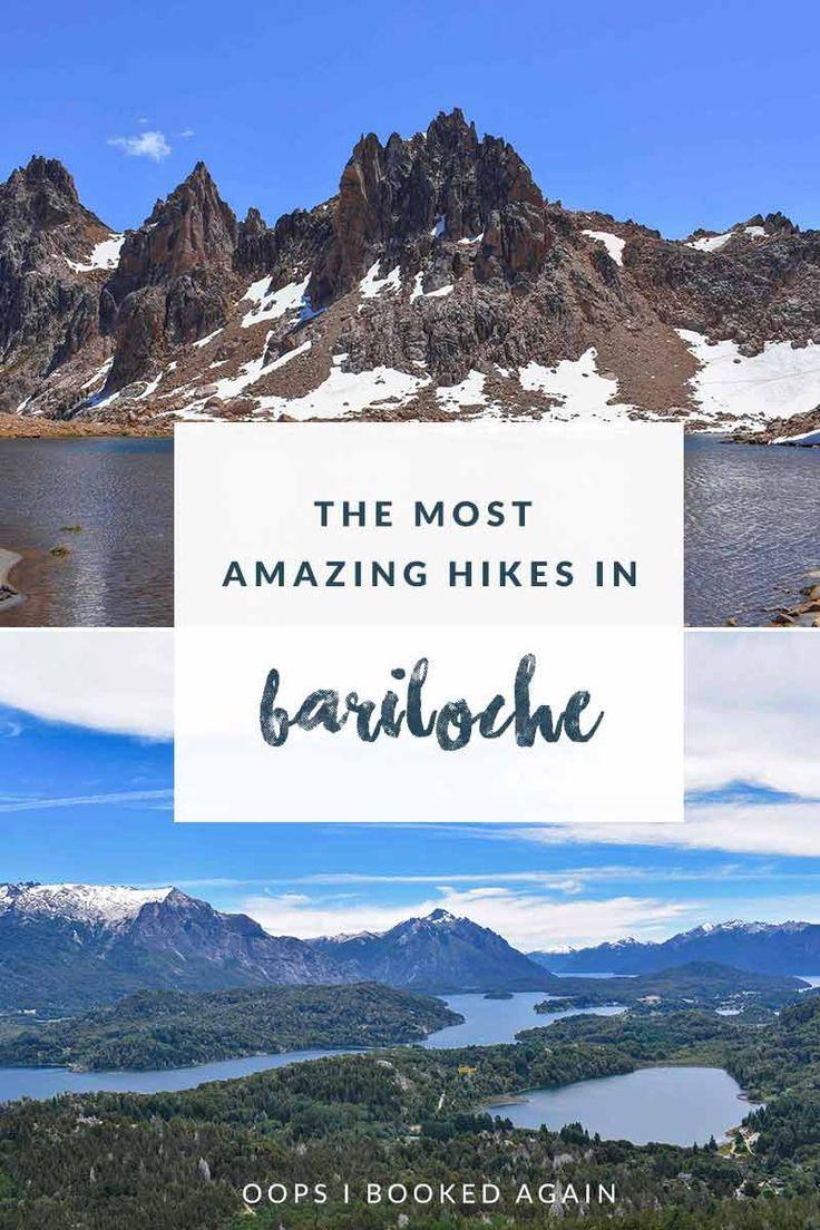 Bariloche Hikes Patagonia Bariloche Argentina Travel Patagonia