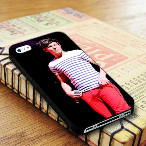 One Direction Louis Tomlinson Hipster iPhone 4|iPhone 4S Case