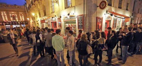 ¿Piratería o Precio?: El #cine a precios populares desborda las salas de #Madrid