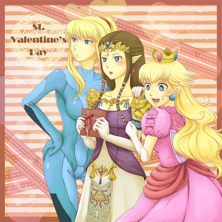 girl games valentine's day
