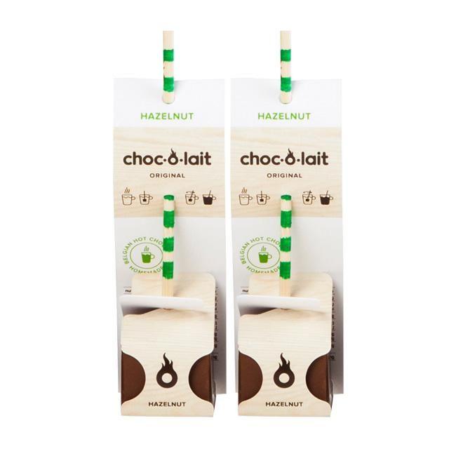 Choc-O-Lait Hazelnut (2stuks)