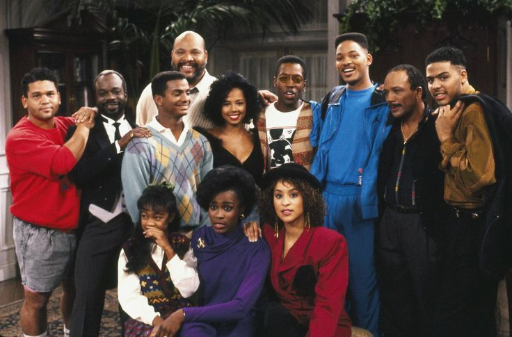 21 TV Shows That Make You Believe In The Power Of Family: The theme song says it all, but young Will Smith found a place in his extended family well beyond the playgrounds in Philadelphia.