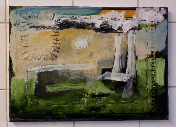 Stephen Nolan - Recent Paintings