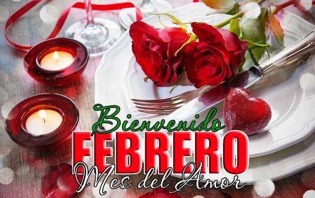 FrasesparatuMuro.com: Bienvenido Febrero 1