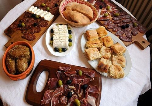 Local specialties of western Serbia!