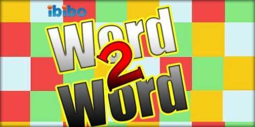 Play Word2Word Game - Play Free Online Word Games - Play Free Word2Word Game at ibibo Games