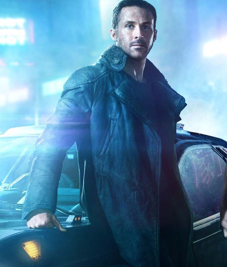 The Blade Runner 2 Coat Of Ryan Gosling Is Out.