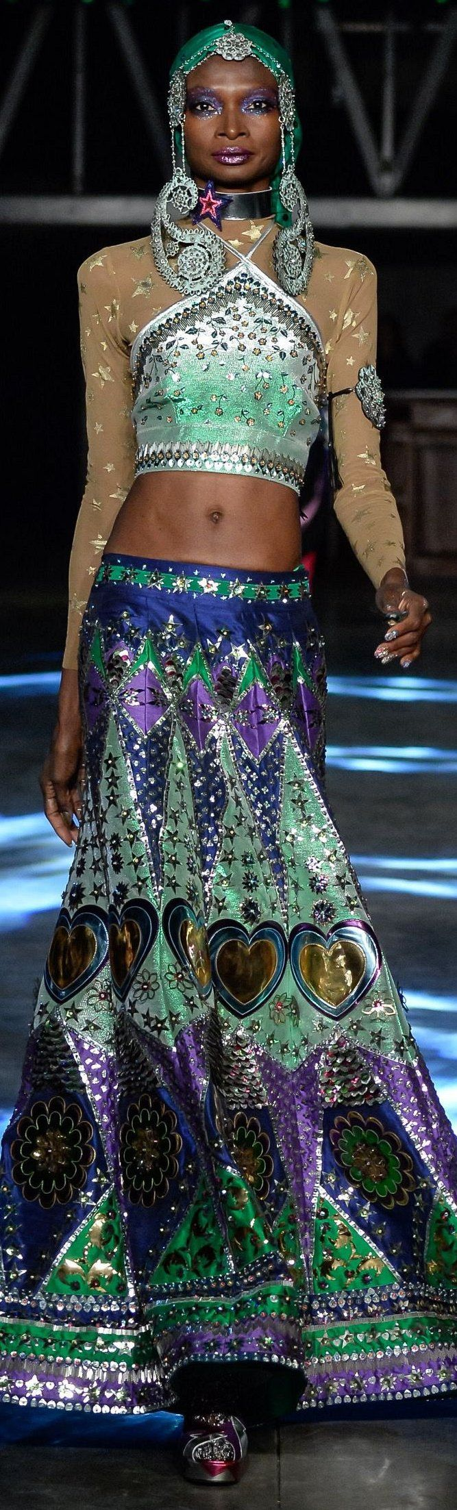 Manish Arora Indian Fashion Spring Summer 2016 ready-to-wear