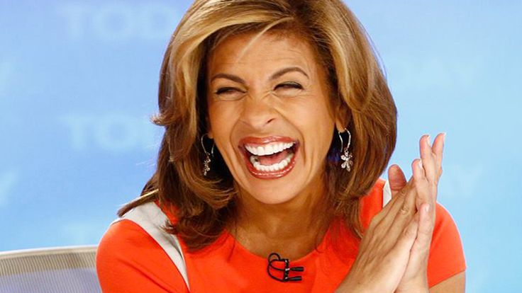 Today Show host Hoda Kotb talks about the 5 unexpected tips for happiness! http://on.today.com/1mCUFyI via Today Show