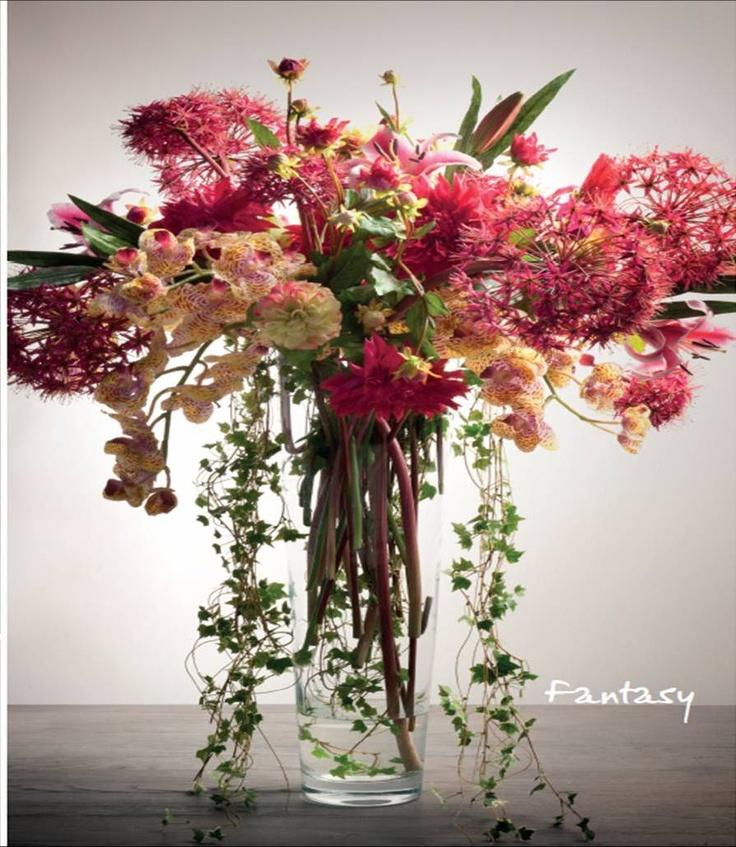 1000 arreglos florales con orquideas on pinterest - Arreglos florales naturales ...
