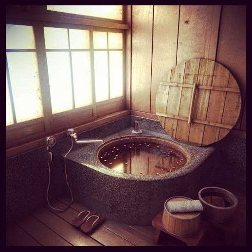 Anese Bathroom Design Traditional Modern Interiors Style Bathtub