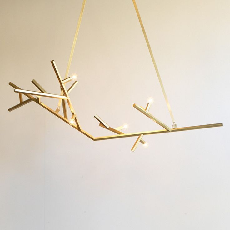 Standard Linden Chandelier, $9,900, The Future Perfect WILD CARD