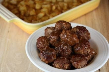 bbq meatballs | Appetizers/Sides | Pinterest
