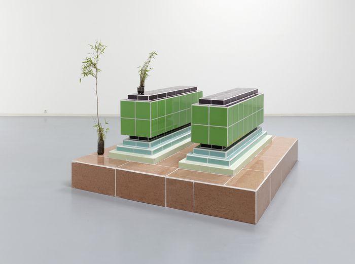 Phung-Tien Phan at Bonner Kunstverein
