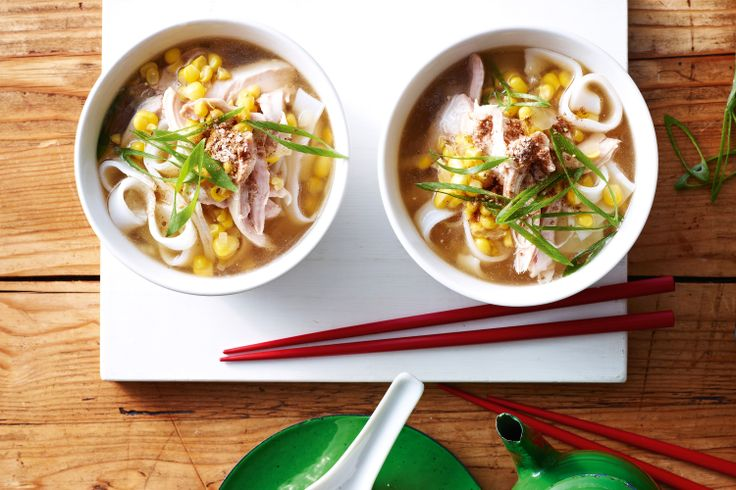 Get+souped+up+with+a+bowl+of+chicken+&+corn+noodle+soup!