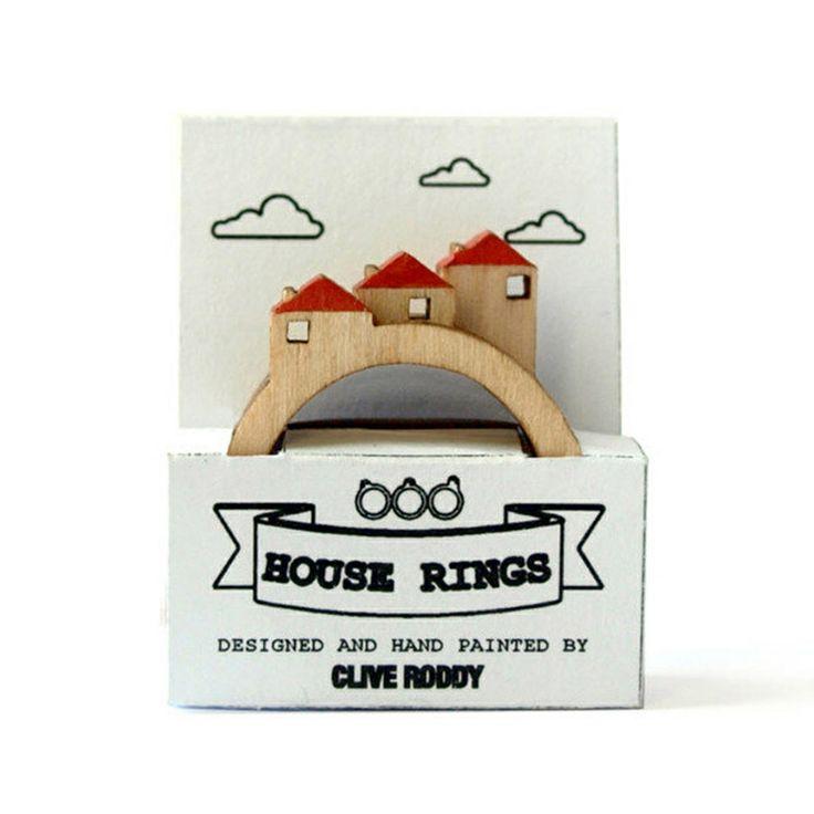 HOUSE RINGS | NOMADA shop.nomada.eu.com
