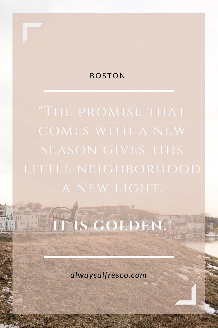 Boston, MA | Boston Parks | East Boston MA | Eastie | Boston Neighborhoods | American Legion Park | Boston Winter | Boston Spring | Boston Seasonal | Boston Guide | Boston Views | Boston Waterfront | Eastie