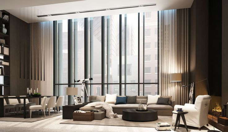 Scda soori high line new york interior design residential pinterest casual high for New york interior design online