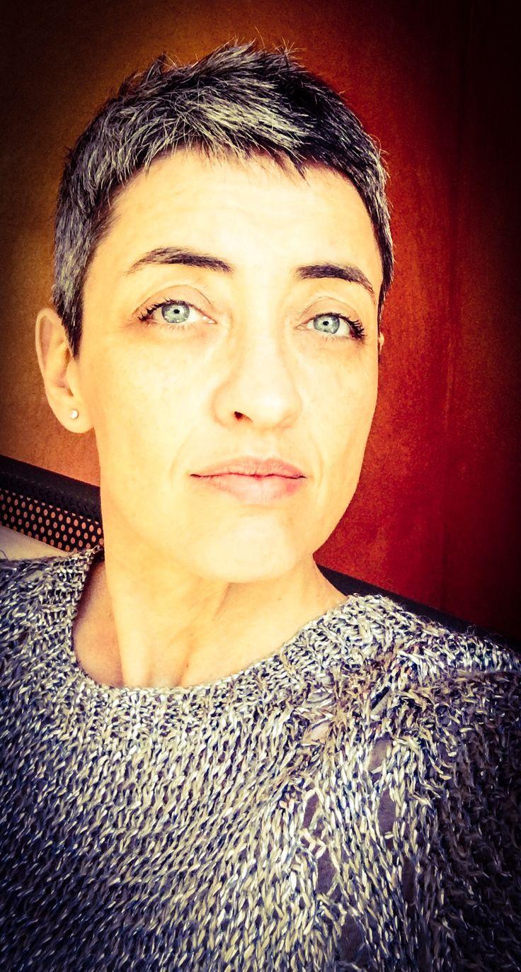 #tagliocorto#capelligrigi#grayhair #vavvildi