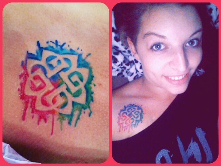 Breaking benjamin watercolor tattoo ink ideas for Breaking benjamin tattoo