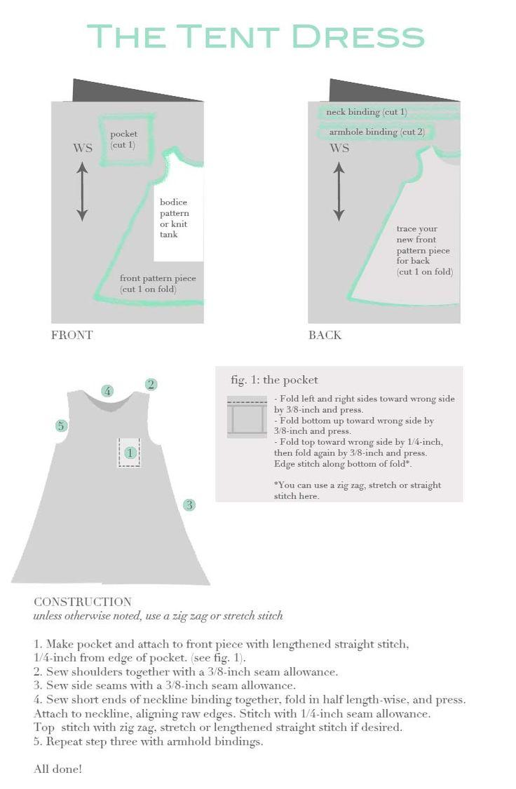 tent-dress-instructions