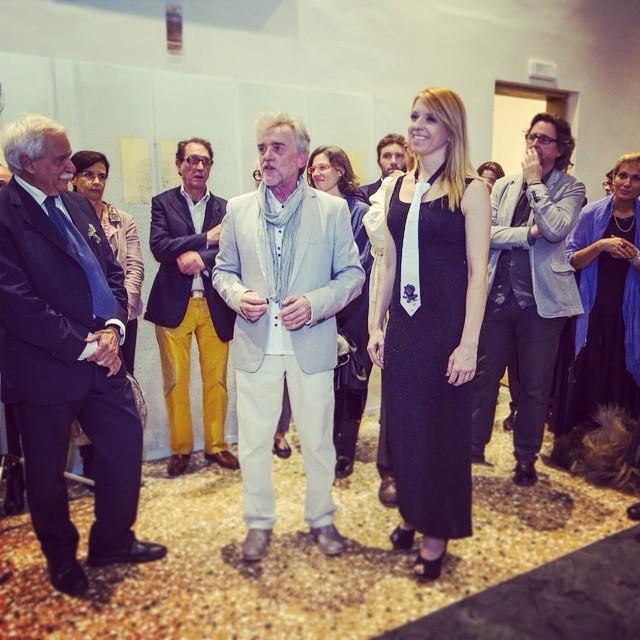 Performance and exhibition in a new museum in Venice Curated from: VITRARIA GLASS +A