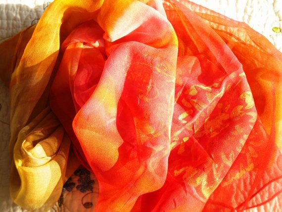 Warm Hues on a cold day :) by Jessica Ouzts on Etsy