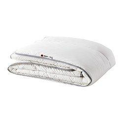 RÖDTOPPA Couette, chaude - 240x220 cm - IKEA