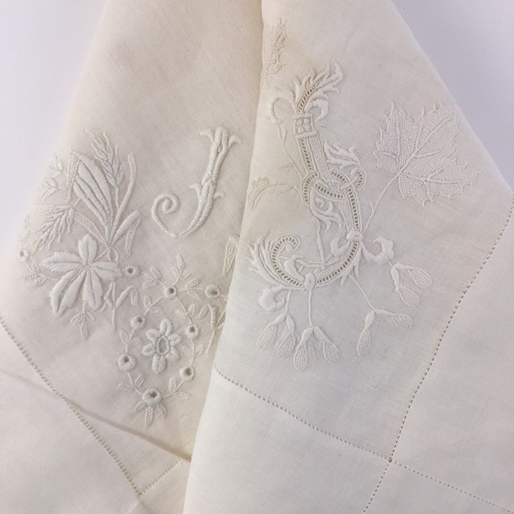 2817 Best Images About White On White Embroidery On
