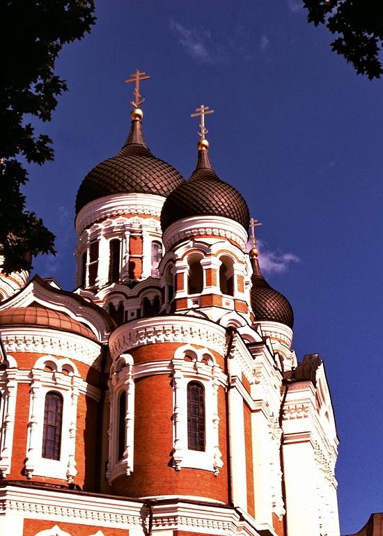 Alexander Newski Cathedral, Tallin, Esthonia