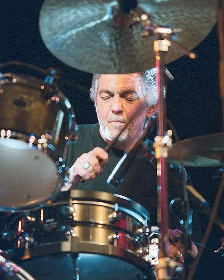 Steve Gadd - he's played with everybody - makes them all sound better