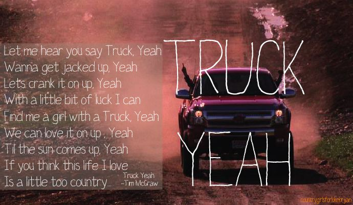 Tim McGrawChevy Trucks, Favorite Music, Trucks Yeah, Country Girls, Songs Lyrics, Timmcgraw, Country Music3, Tim Mcgraw, Country Life