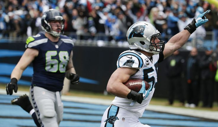 Panthers position groups ranked by grade for the 2017 NFL season
