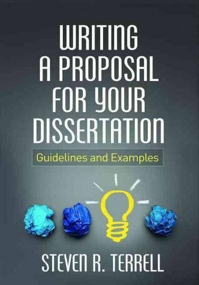 dissertation steps