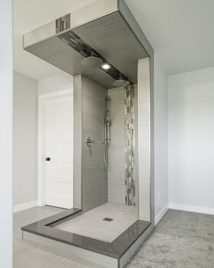 Very Unique Custom En-suite Shower