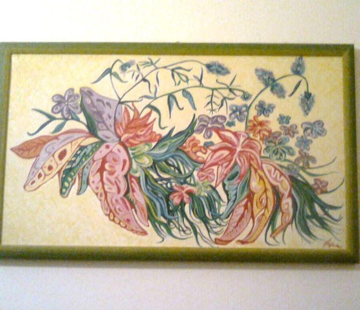 Indian flowers @GIGARTE.com