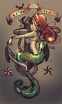 Tim Shumate Illustrations... I love his drawings!