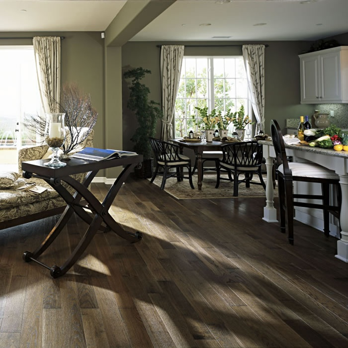 Kahrs oak quay engineered wood flooring when i have a for Furniture quay